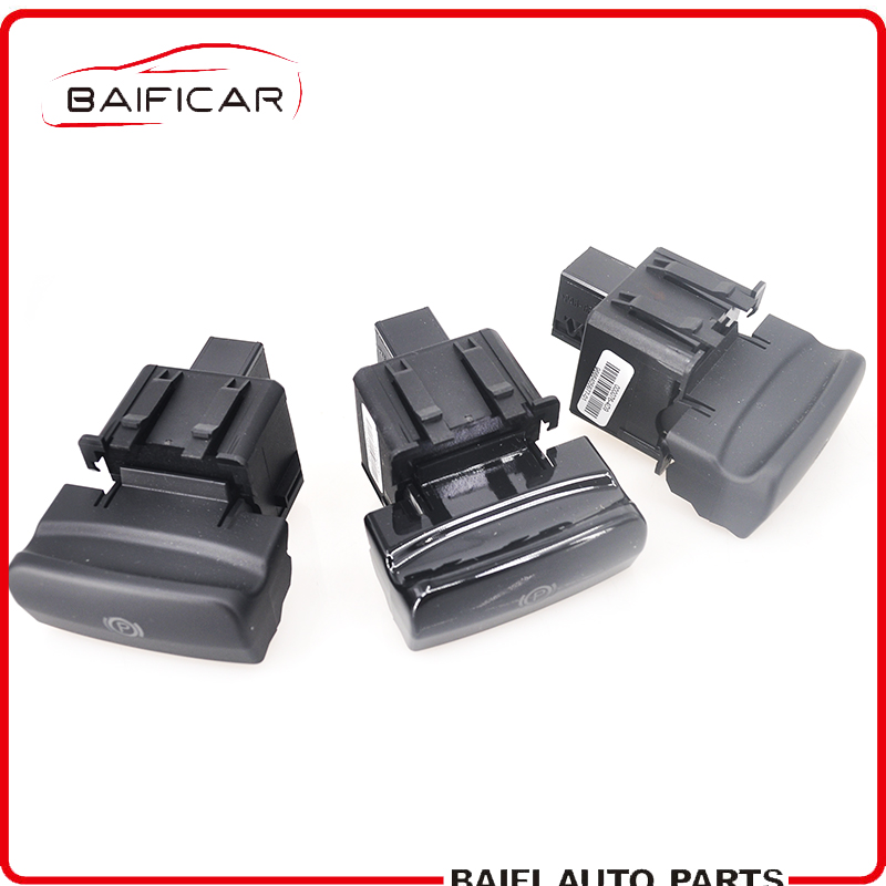 Baificar New Genuine Parking Brake Switch Electronic Handbrake Switch For Peugeot 3008 5008 Citroen C4 II