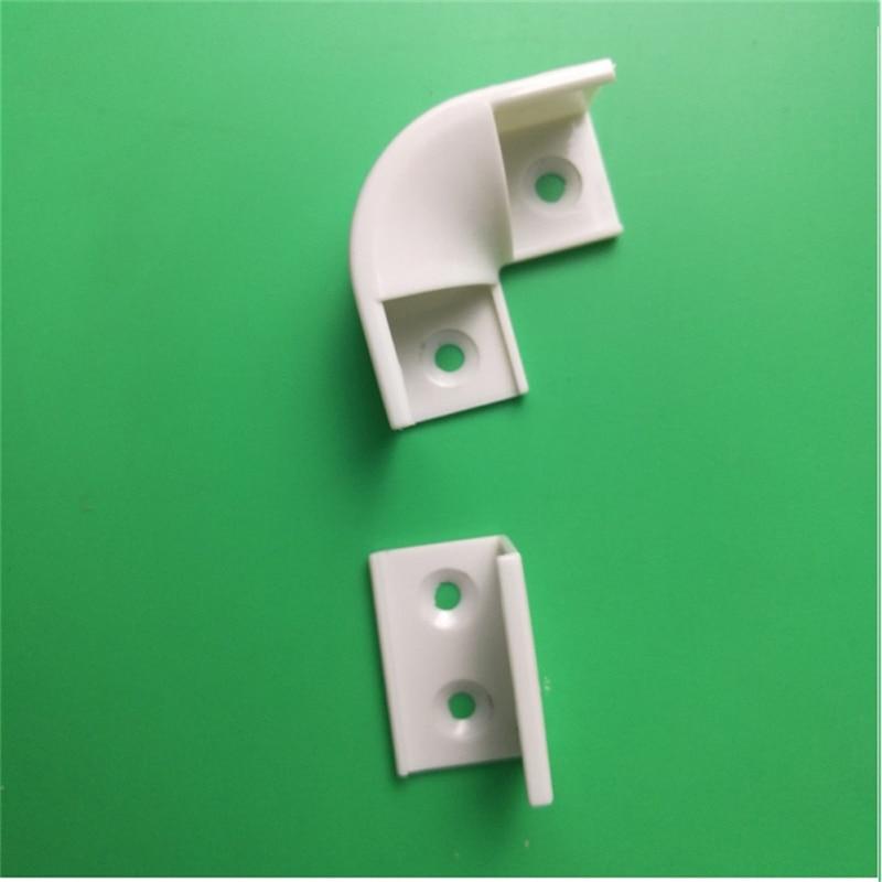 90/180 Degree Corner Connector ,led Corner Aluminium Profile Link ,16*16mm Profile Joint
