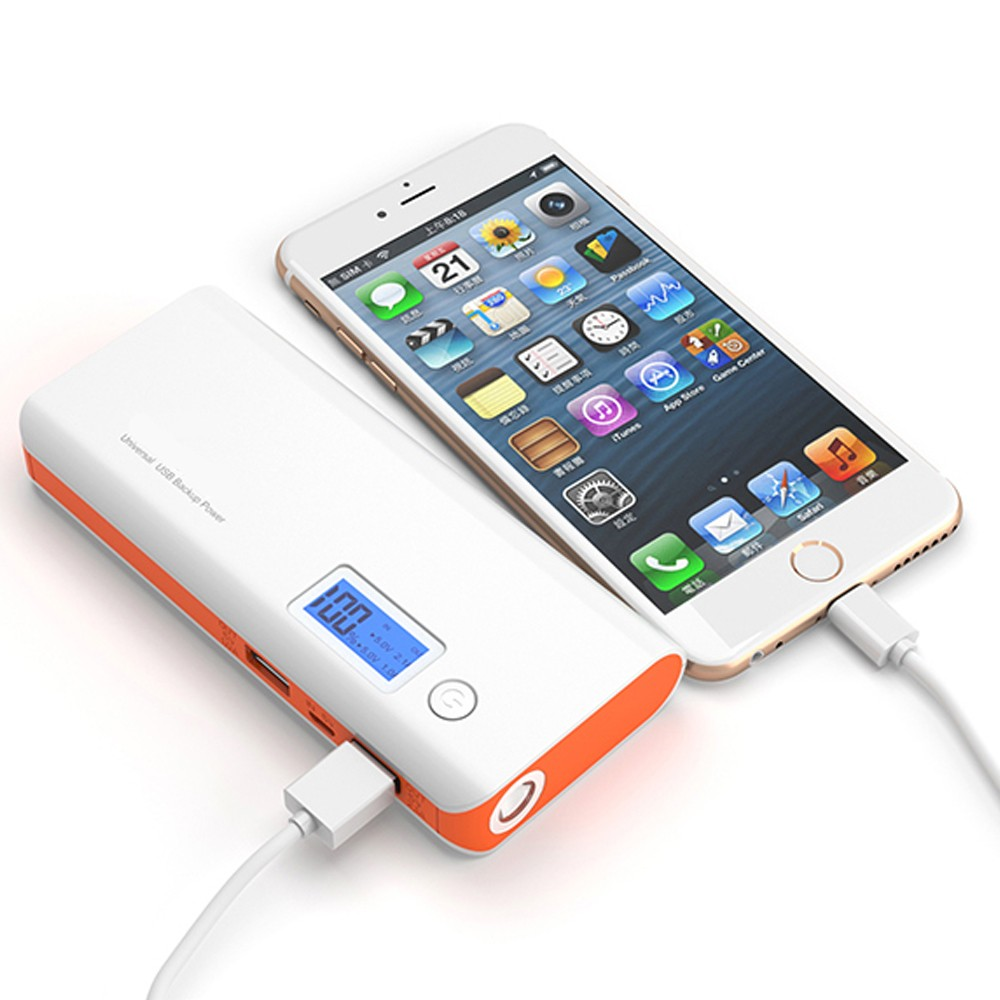 external battery power bank