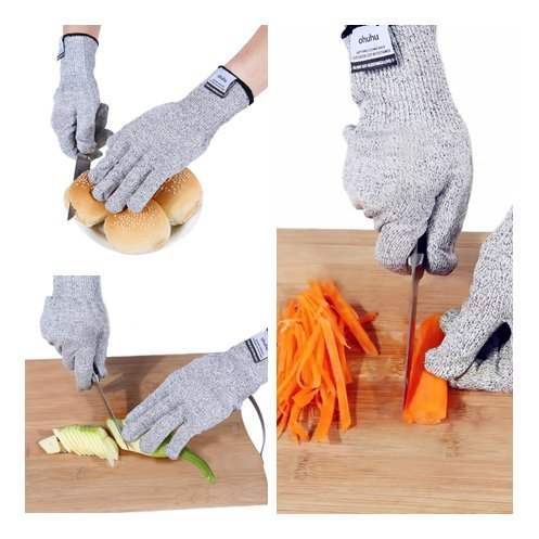 Useful Working Safe Cut Resistant Gloves Kitchen