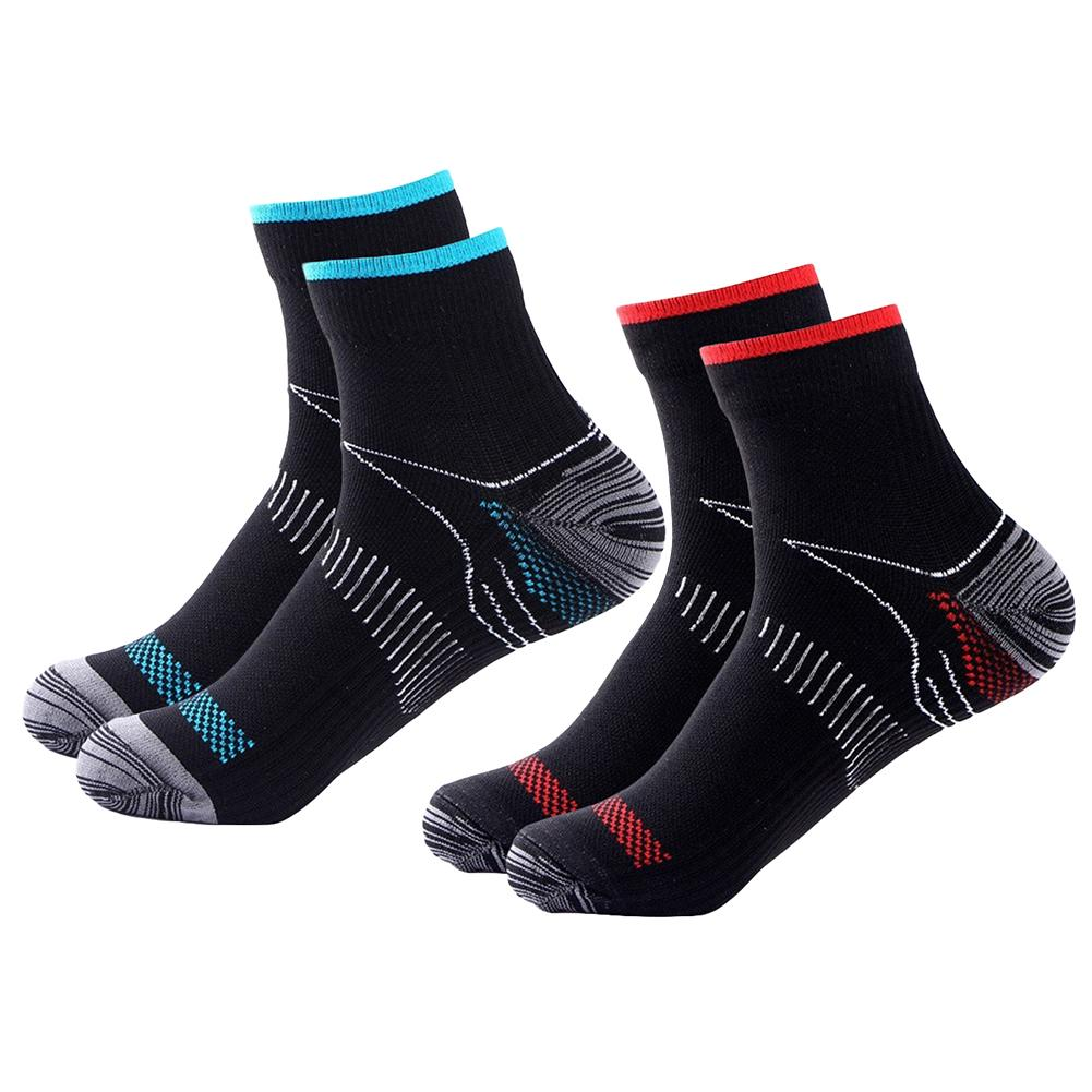 Unisex Veins Socks Compression for Plantar Fasciitis Heel Spurs Arch Pain fashion casual fitness