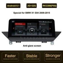 10,25 дюйма ips Экран Android 8,1 автомобиль gps навигации для BMW X1 E84 (2009-2015 оригинальный автомобиль с Экран или без Экран)