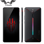 "ZTE Nubia Red Magic 4G LTE Mobile Phone 8GB RAM 128GB ROM Snapdragon 835 6"" Octa Core Full Screen Fingerprint Android 8.1"