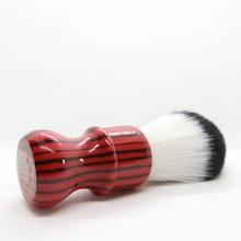 Sikat cukur rambut sintetis hitam
