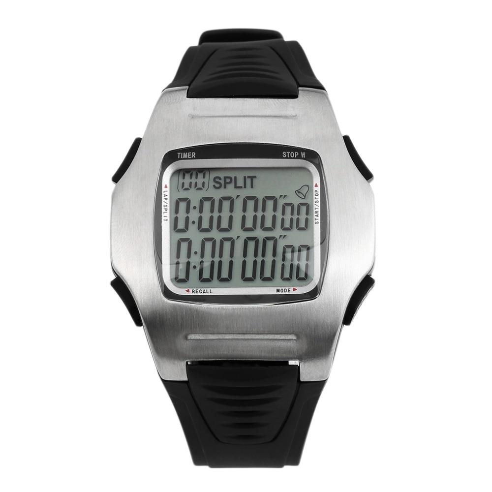 Soccer Referee Timer Sports Match Game Wrist Watch Football Chronograph free shipping цена