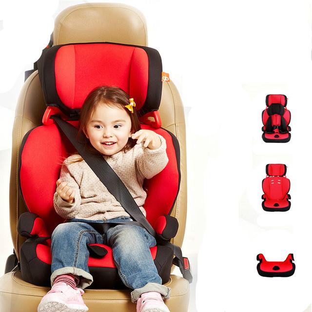 Asiento de seguridad para niños de Fashional para 9 meses-12 años de edad del bebé