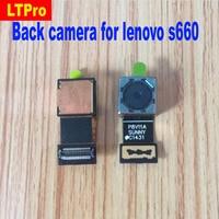 1pcs Lot Original New Big Rear Back Camera Module Flex Cable For Lenovo S660 Phone Free