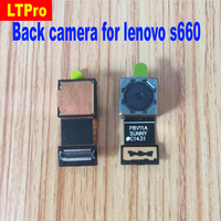 1pcs Lot Original New Big Rear Back Camera Module Flex Cable For Lenovo S660 Phone Free