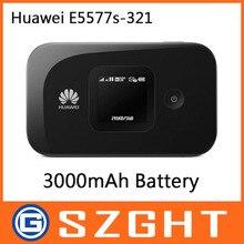 Разблокированный huawei e5577 S-321 маршрутизатор 150 Мбит/с 3000 мАч аккумулятор модем huawei e5577 модем huawei e5577 Cs-321 маршрутизатор