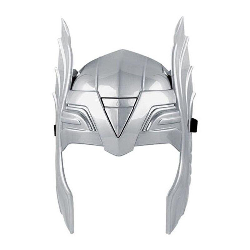 Marvel der Thor Maske Die Avengers Krieg für Masquerade Party Halloween Cosplay Maske Spielzeug Geschenk