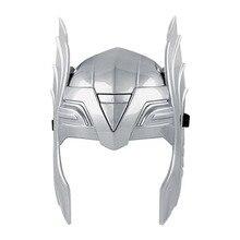 Marvel Thor маска Мстителей войны для маскарада вечерние Хэллоуин Косплэй маска игрушка в подарок