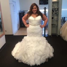 Baroque Summer Mermaid Wedding Dresses Floor Length