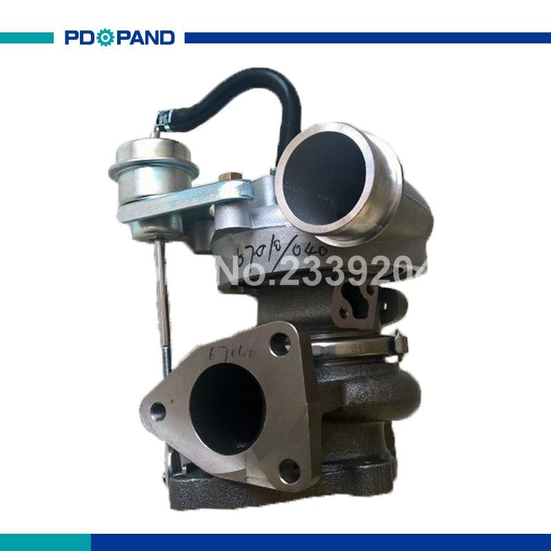 Детали двигателя 1KZ 1KZ-TE 1KZ-T CT12B, полная турбина, комплект для TOYOTA Land Cruiser Bundera/90, 4runner Hilux Granvia, MPV 17201-67010