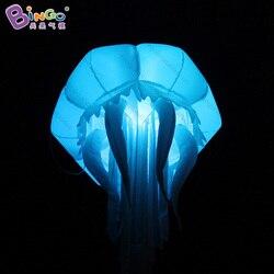 Spersonalizowane 1.3m wysokie nadmuchiwane led meduzy balon/nadmuchiwane dekorowanie meduzy balon/meduzy nadmuchiwana zabawka