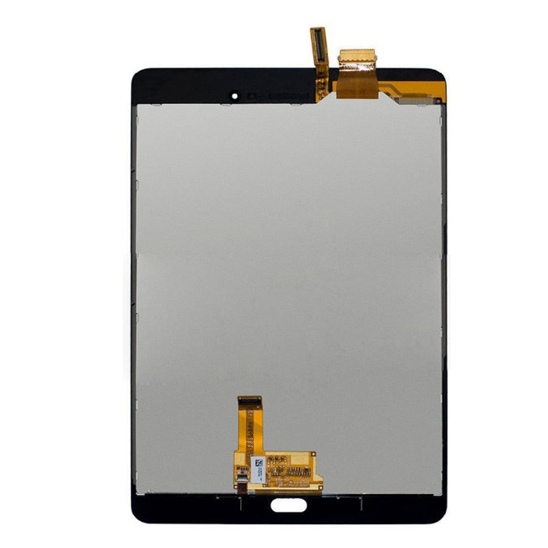 Black / White For Samsung Galaxy Tab A SM-P350 P350 Touch Screen Sensor Digitizer Glass + LCD Display Panel Assembly full lcd display touch screen digitizer for samsung galaxy a5 2016 sm a510 a510 black white