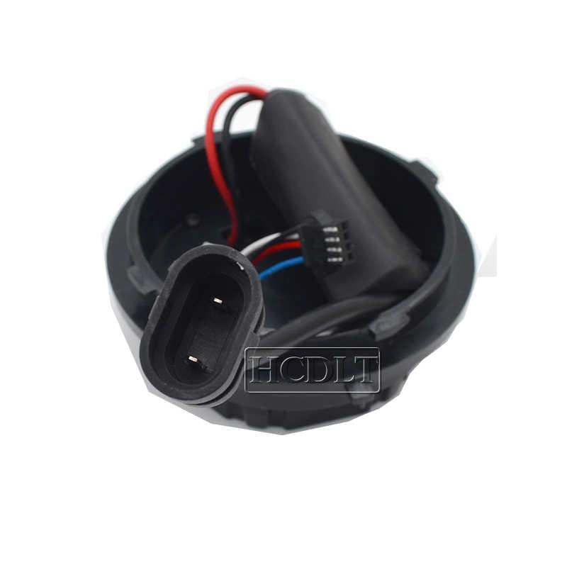 HCDLT Car Headlight Xenon 9012 HIR2 HID Kit 35W 9012 6000K Hi/Lo Bixenon No Error Canbus Car Light Bulb Kit For IX35 2014-2016