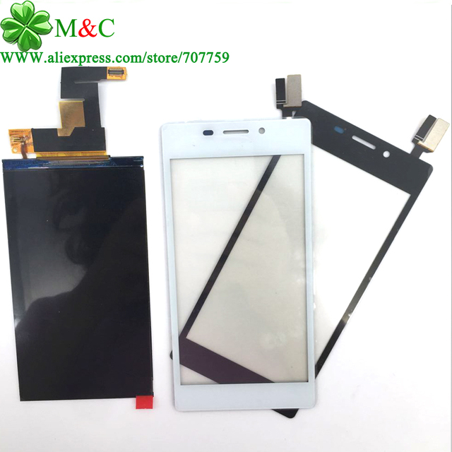 Original M2 LCD Touch Panel For Sony Xperia M2 Aqua D2403 & M2 S50H D2303 D2305 D2306 LCD Display Touch Screen Digitizer Panel