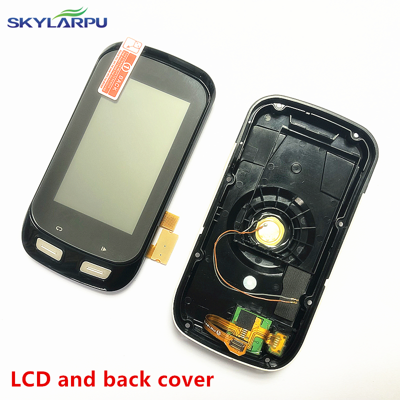 skylarpu bicycle speed meter for GARMIN EDGE 1000 Bicycle stopwatch LCD display Screen with back cover Repair replacement skylarpu bicycle speed meter for GARMIN EDGE 1000 Bicycle stopwatch LCD display Screen with back cover Repair replacement