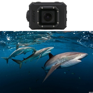Image 5 - Ultra Hd Kamera Kamera 2,0 Zoll Sport Dv Bare Metall Wasserdichte Dv Unterwasser Kamera Sport Kamera