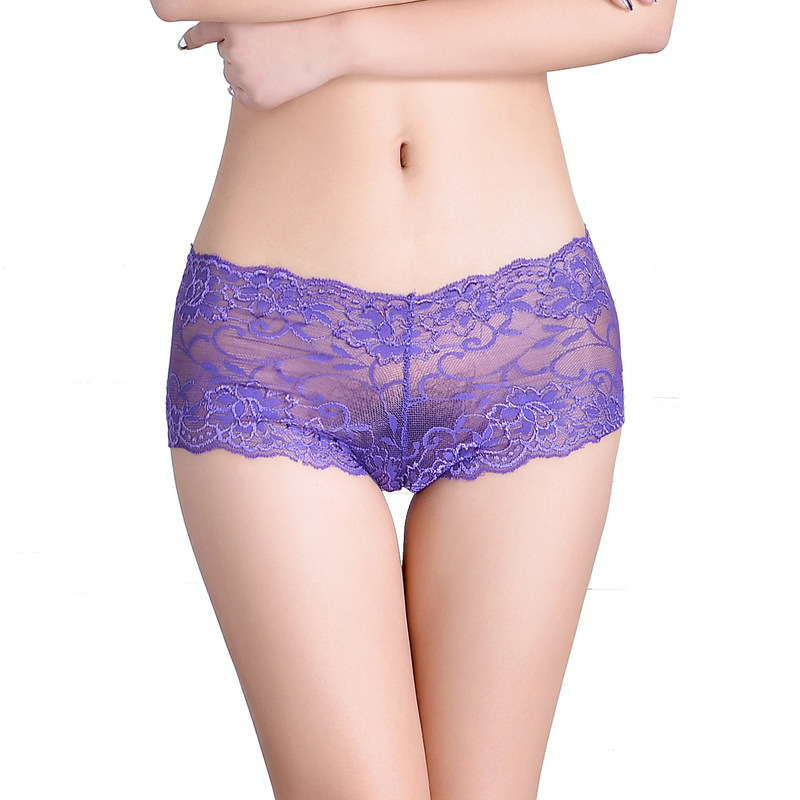 Popular Lace Boy Shorts-Buy Cheap Lace Boy Shorts lots from China ...