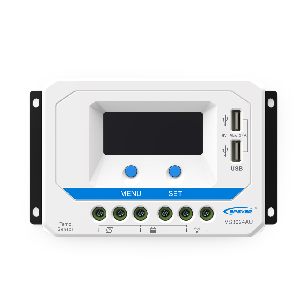 10A 20A 30A 45A 60A VS1024AU VS 2024AU VS3024AU VS4524AU VS6024AU 12V 24V EPSolar Viewstar Solar Charge Controller Regulator WY10A 20A 30A 45A 60A VS1024AU VS 2024AU VS3024AU VS4524AU VS6024AU 12V 24V EPSolar Viewstar Solar Charge Controller Regulator WY