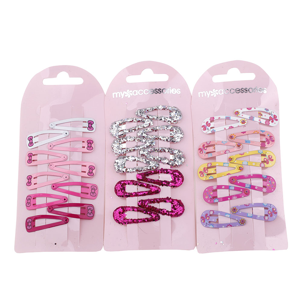 2017 hair clip hairpin side-knotted children Barrettes hair maker tools 3cm mini small clip Hair accessories wholesale 12 colors cute girls hairpins children elsa side knotted clip hairpin hair clip small size hair accessories