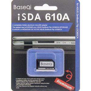 Image 5 - BaseQi smart kartenleser karte pcmcia Micro Sd karte Adapter für Asus ZenBook Flip ux360CA compact flash adapter mercedes benz xqd
