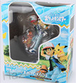 Cartoon Pokemon Figure Collection Toys with Box 6""