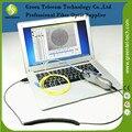 Greentel FVO-700A-P Sonda de Fibra Óptica Microscópio com Monitor LCD