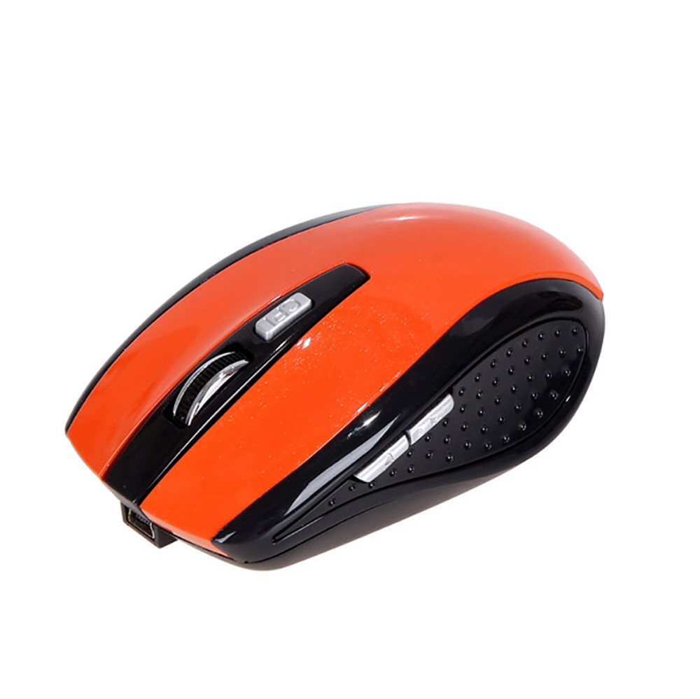 CARPRIE Optical-Gaming-Mouse-Mice Bluetooth-3.0 Rechargeable 1600DPI Mini For Laptop