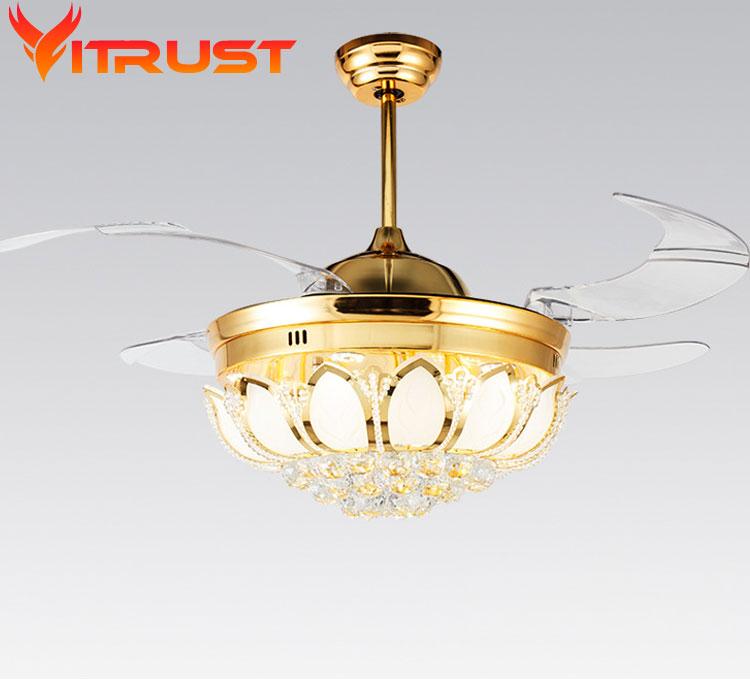 Стропна вентилацијска кристална - Унутрашња расвета