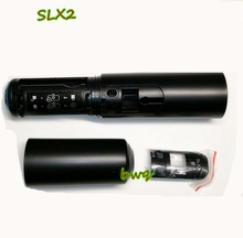 Capa invólucro do microfone sem fio, para shure slx2 slx24 sm58 beta58 mic