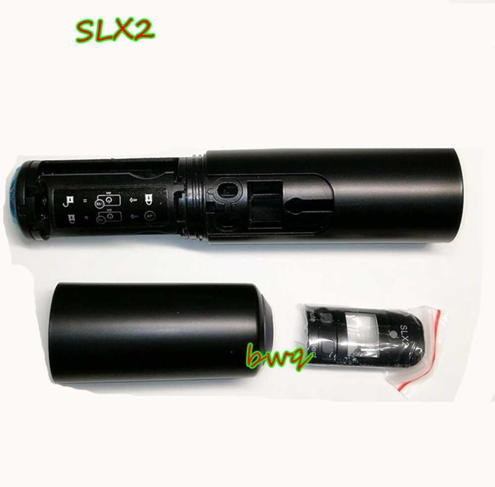 ワイヤレスマイクシェルハウジングカバー shure の SLX2 SLX24 SM58 BETA58 マイク
