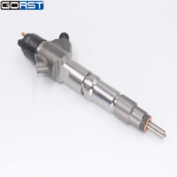 GORST Genuine Common Rail Injector Fuel Diesel 0445120357 VG103408002 for WEICAI SINOTRUK