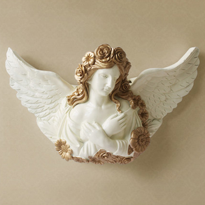 Anjo decorativo popular buscando e comprando fornecedores - Resina para paredes ...
