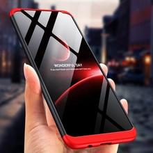 Cover Huawei P30 Lite / Nova4E Case 360-degree full package shell hard PC Shell Hard Back Phone for Lite/Nova4E