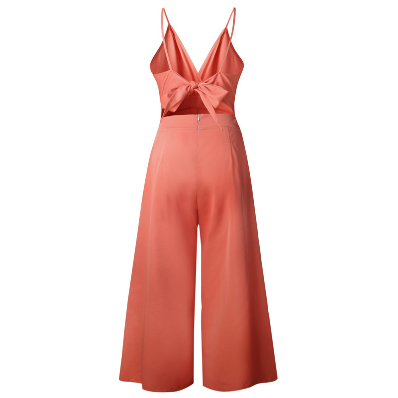 rompers womens jumpsuit plus size summer sexy overalls for women off shoulder casual one piece pants open back jumpsuits 0701. 1