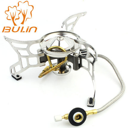Bulin Gas Stove Outdoor  Stoves Camping Equipment Portable Cookware Propane Butane BBQ