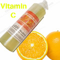 BULK 500ML Fresh Orange Whitening Essence Vitamin C VC Face Serum Mask Water Beauty Care