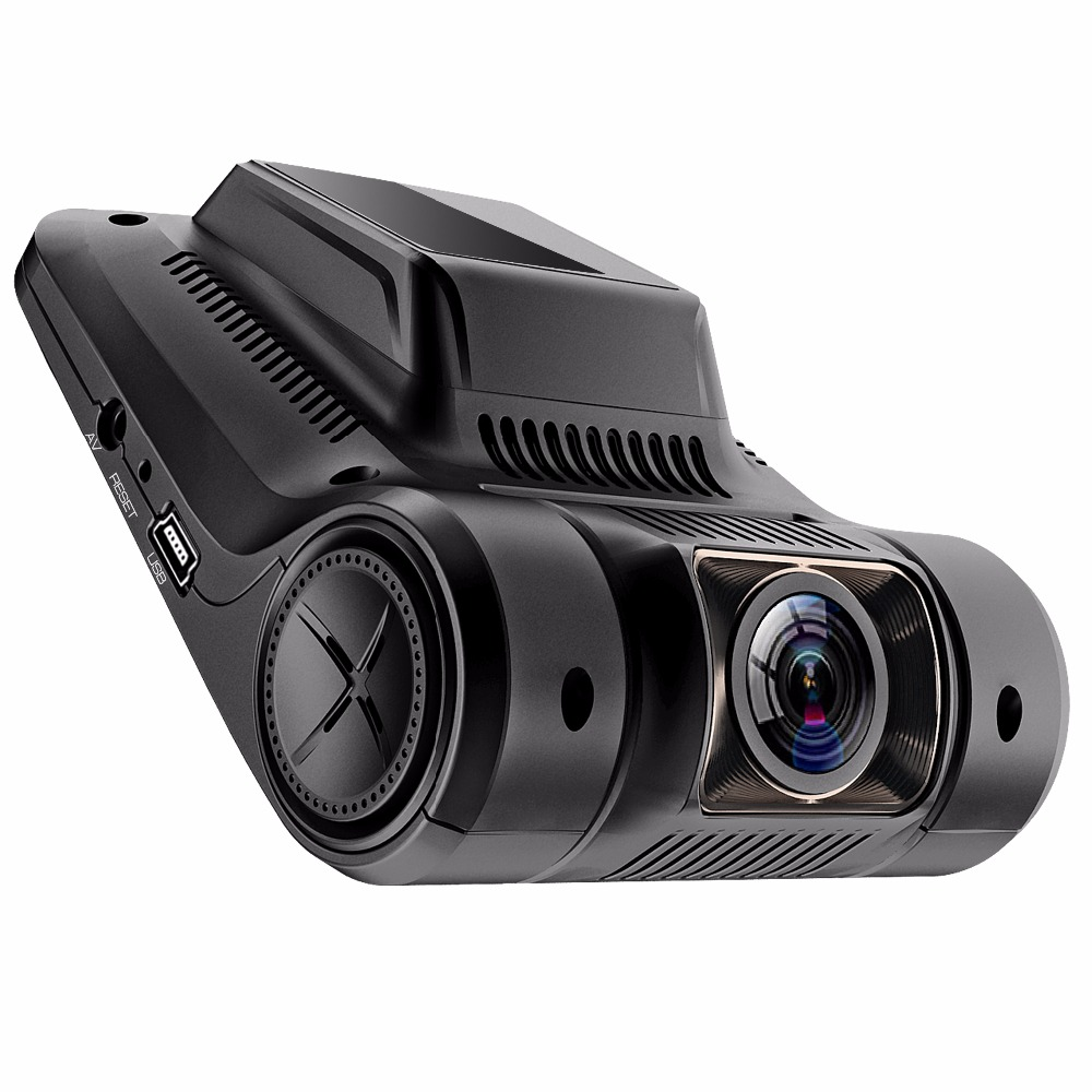 Car Dash Cam WiFi Car Camcorder Vehicle Camera HD 1080P Car DVR 170 Wide Angle Car Camera Dual Starlight Night Version ambarella a7 hd 18mp 1080p 60fps cmos 170 wide angle night vision car dvr camcorder black