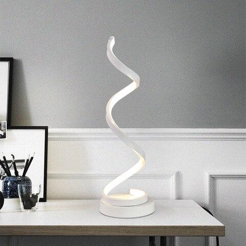 moderno 20 w conduziu a lampada de mesa quarto lampada leitura cabeceira luz estudo olho