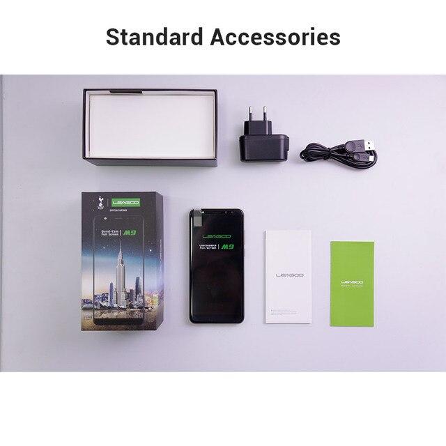 LEAGOO M9 3G Smartphone 5.5 5