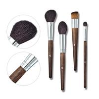 Makeup Brushes Kits Tool For Eyeshadow Powder Foundation Cosmetic Makeup Hair Wool Handle Makeup Brushes Kit