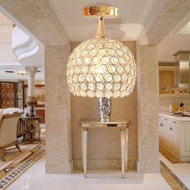 moderne kristall schlafzimmer deckenleuchte flur flur mode. Black Bedroom Furniture Sets. Home Design Ideas