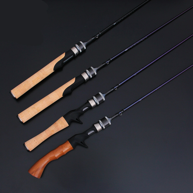 Super Light Fishing Rod 2 Section 1.68m Spinning Casting Lure Rod Power UL free shipping mpc 702h 2pcs casting rod 24t im6 carbon fishing rod legend 702 casting fishing rods 2 10m dual tips h power