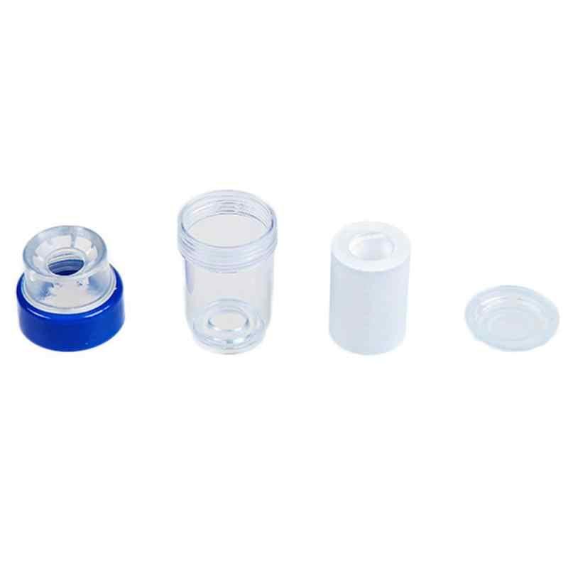 37*72 мм пластик + резиновый дом кухонный кран фильтр двойной очиститель головка ПП домашняя кухня простой кран кухонный инструмент