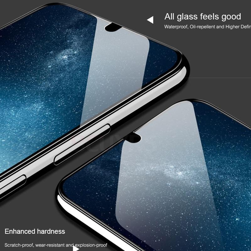 Image 4 - 3 1 шт полное покрытие из закаленного стекла для Huawei P20 Pro P30 Lite Защитная пленка для экрана для Hauwei P20 P30 Pro защитное стекло-in Защитные стёкла и плёнки from Мобильные телефоны и телекоммуникации