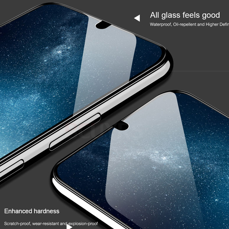 Image 4 - 3 1Pcs Full Cover Tempered Glass for Huawei P20 Pro P30 Lite Screen Protector Film  For Hauwei  P20 P30 Pro Protective Glass-in Phone Screen Protectors from Cellphones & Telecommunications