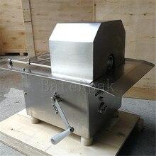 MY42B/MY52B BateRpak ручка из нержавеющей стали колбасная завязывающаяся машина, колбасные гильзы связывающая машина/Колбаса мясной струны