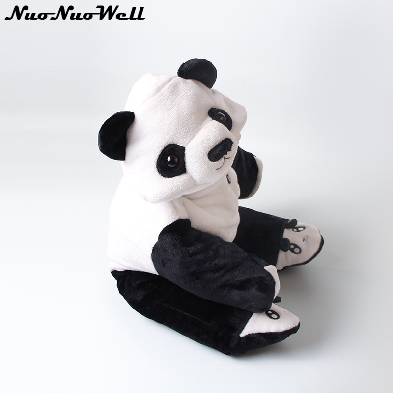 Baby Romper Costumes Thickening Snowsuits for Infants Panda Romper Baby Boys Girls Jumpsuit